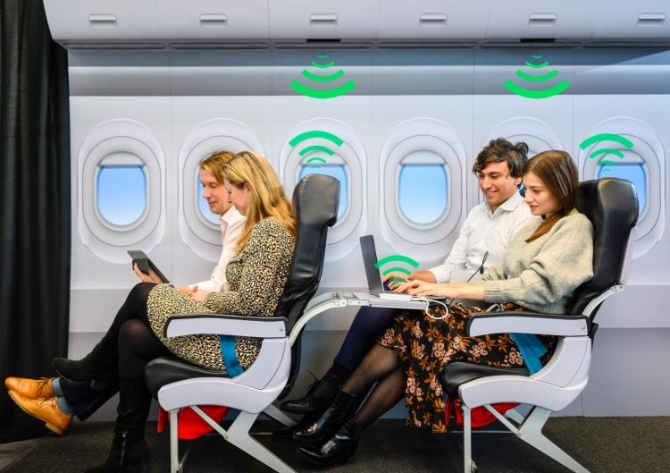 Signify внедряет связь Li-Fi на основе световых волн в автобусах и самолётах