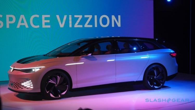 Volkswagen представила универсал ID Space Vizzion с запасом хода почти 600 км