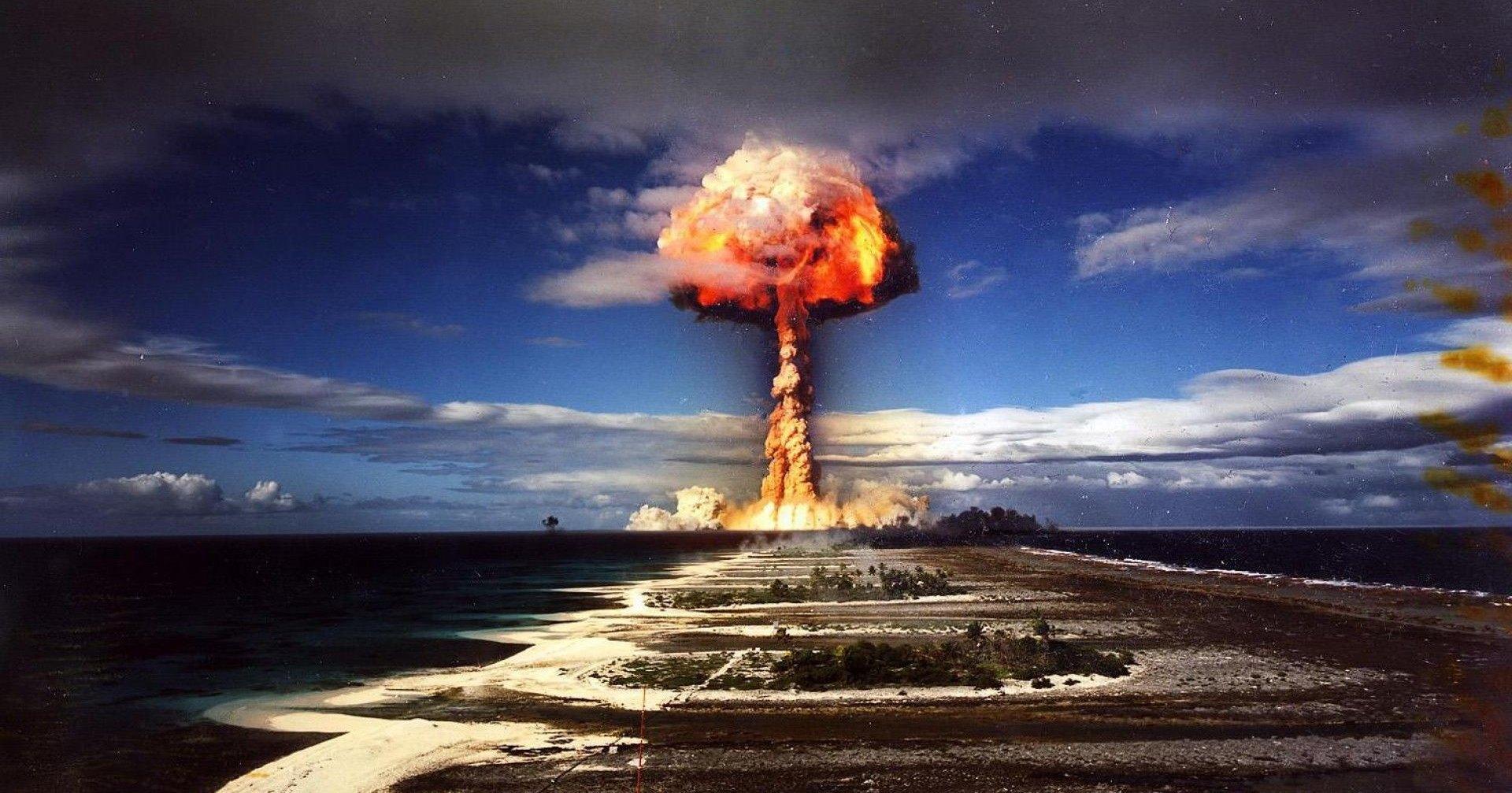 Что произойдет с ВАЗ-21099 при ядерном взрыве