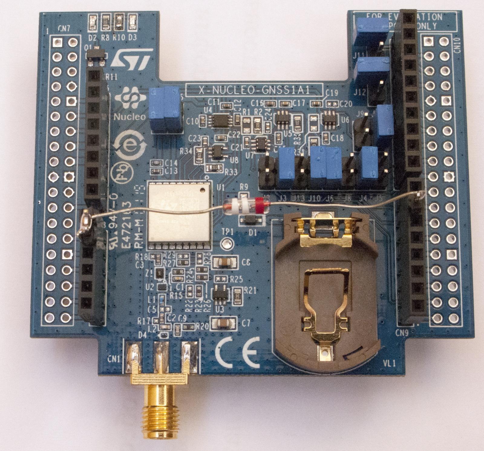 Дайте немного космоса или микроконтроллер как частотомер - 1