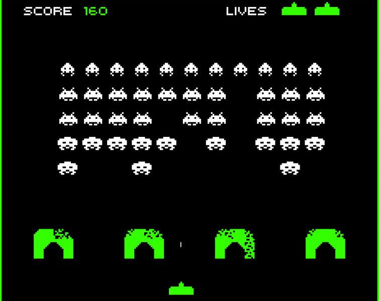 Игра InvaderZ генерирует врагов в стиле Space Invaders генетическим алгоритмом - 1