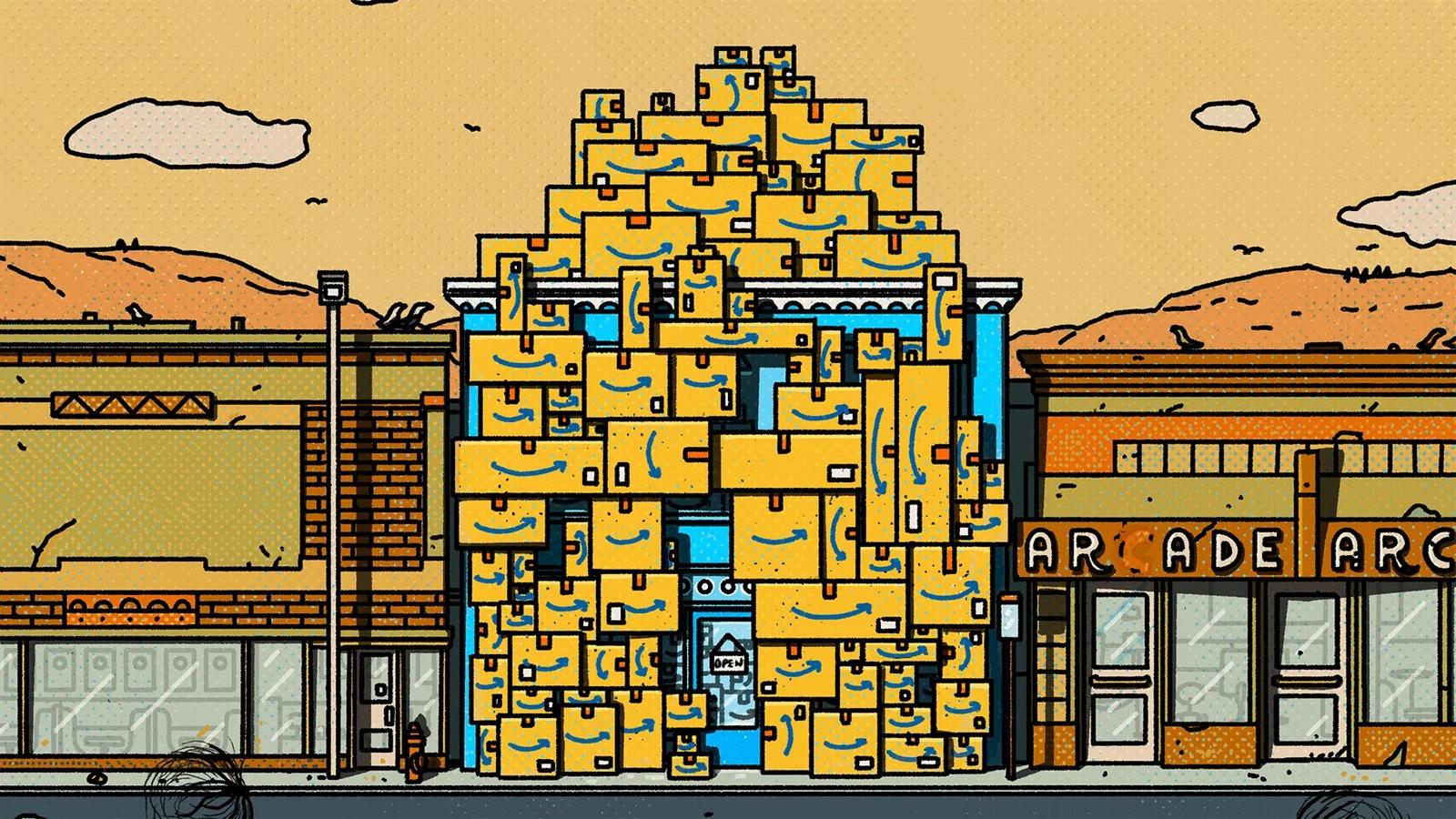 Как маленький городок в глубинке превратился в хаб международной электронной торговли - 1