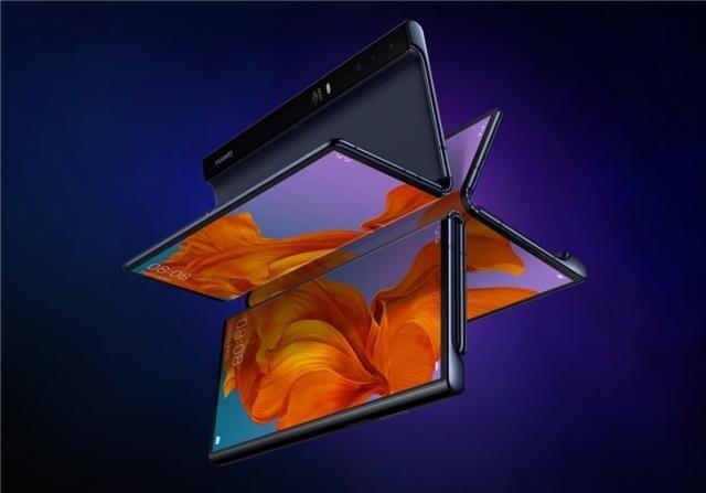Замена гибкого экрана Huawei Mate X обойдется пользователю в $1000