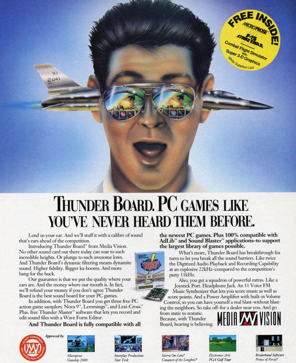 Древности: трудный выбор звуковой карты для DOS-игр - 5