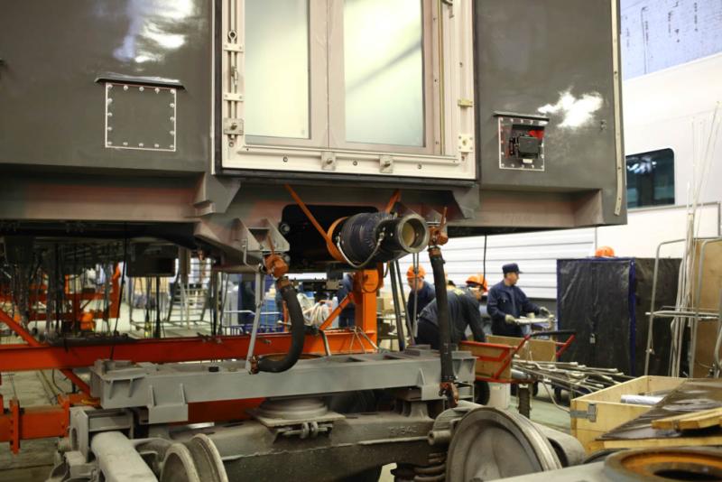 «Иволга 2.0» — поезд, на котором вы поедете по МЦД - 15