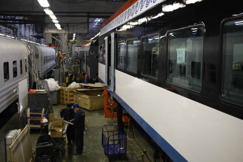 «Иволга 2.0» — поезд, на котором вы поедете по МЦД - 20