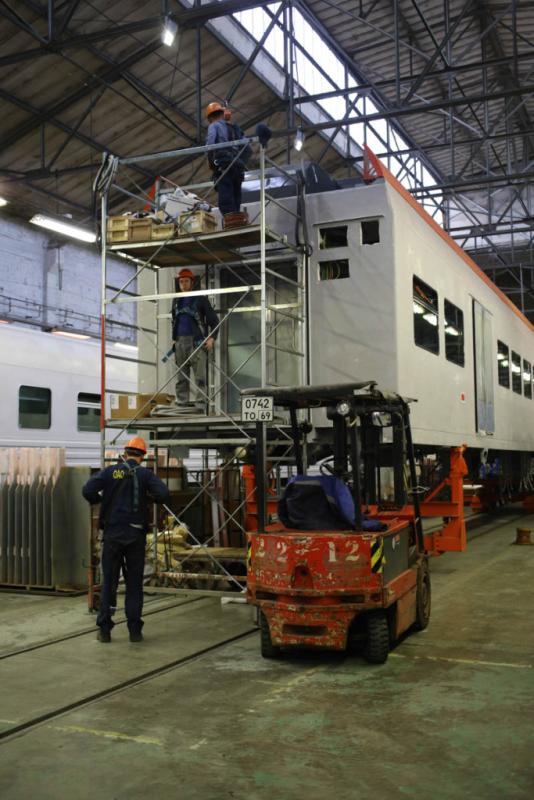 «Иволга 2.0» — поезд, на котором вы поедете по МЦД - 24