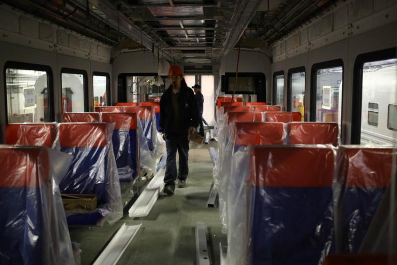 «Иволга 2.0» — поезд, на котором вы поедете по МЦД - 38