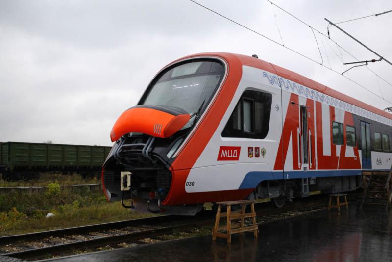 «Иволга 2.0» — поезд, на котором вы поедете по МЦД - 52