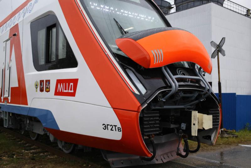 «Иволга 2.0» — поезд, на котором вы поедете по МЦД - 53