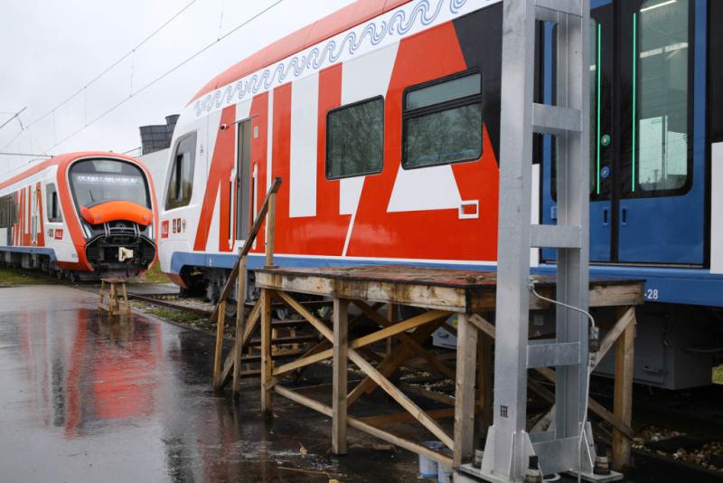 «Иволга 2.0» — поезд, на котором вы поедете по МЦД - 54