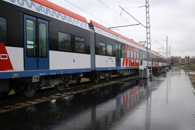 «Иволга 2.0» — поезд, на котором вы поедете по МЦД - 55
