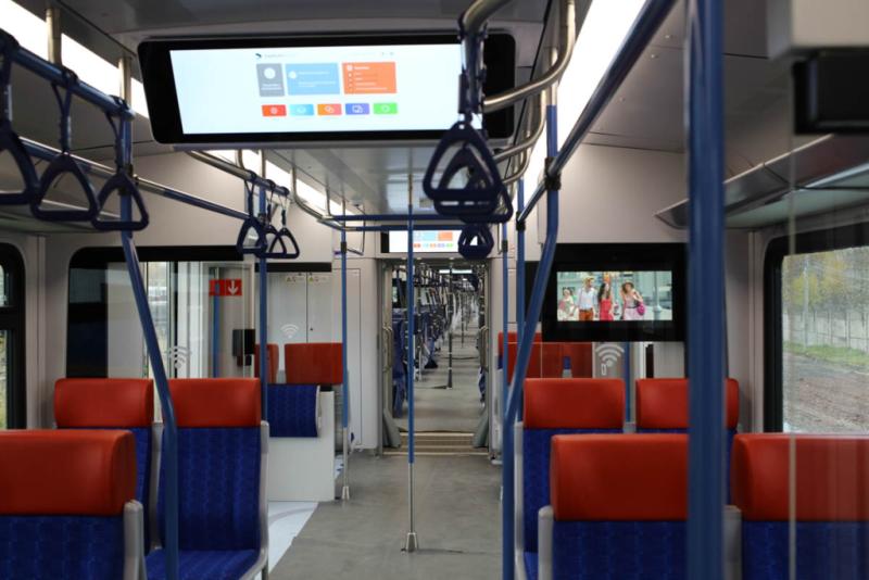 «Иволга 2.0» — поезд, на котором вы поедете по МЦД - 56