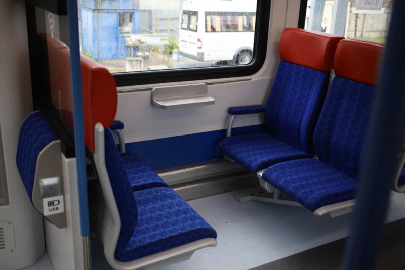 «Иволга 2.0» — поезд, на котором вы поедете по МЦД - 71