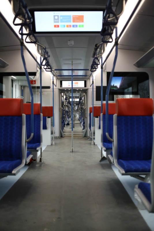 «Иволга 2.0» — поезд, на котором вы поедете по МЦД - 72