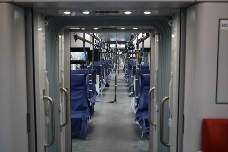 «Иволга 2.0» — поезд, на котором вы поедете по МЦД - 73