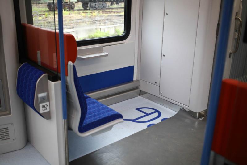 «Иволга 2.0» — поезд, на котором вы поедете по МЦД - 74
