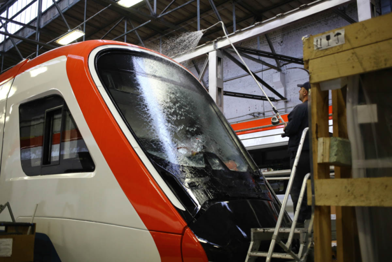 «Иволга 2.0» — поезд, на котором вы поедете по МЦД - 8
