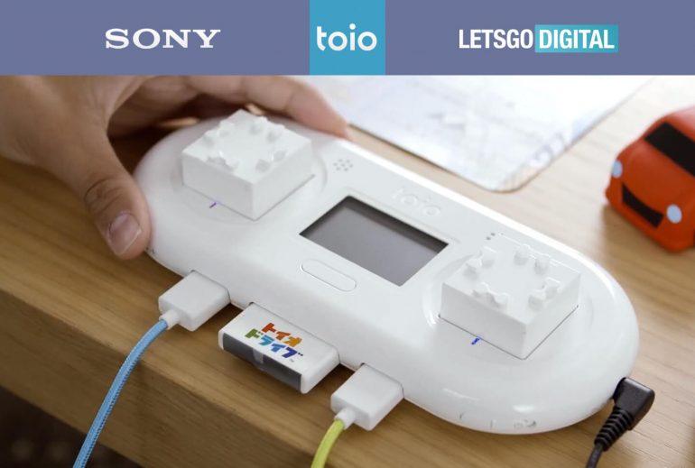 Картриджи Sony PlayStation 5 на самом деле предназначены для игровой системы Sony TOIO