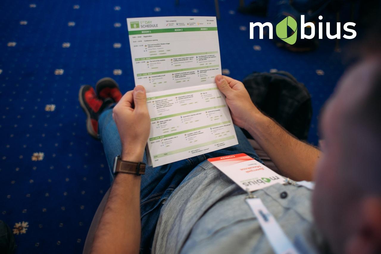 Конкретное и глобальное: программа Mobius 2019 Moscow - 1