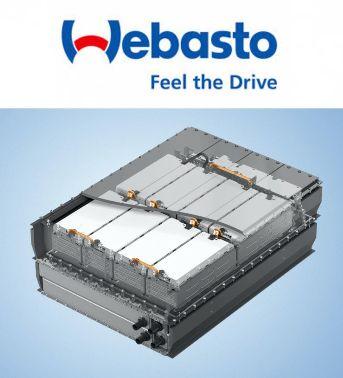 Webasto анонсирует модульную систему батарей для автопромышленности - 1