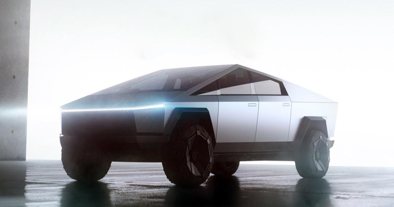 Электрический пикап Tesla Cybertruck: итоги презентации - 1