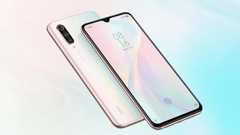 Камерофон Xiaomi Mi CC9 Meitu Custom Edition резко подешевел
