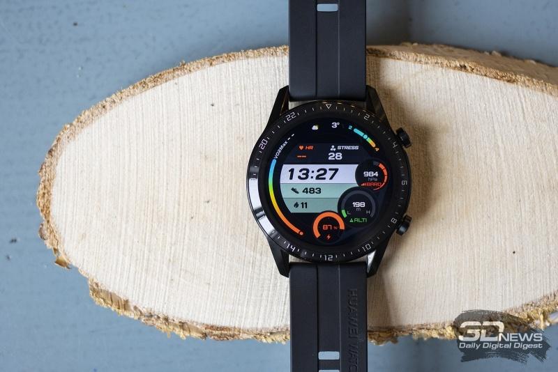 Новая статья: Обзор Huawei WATCH GT 2: умные часы с автономной работой до двух недель