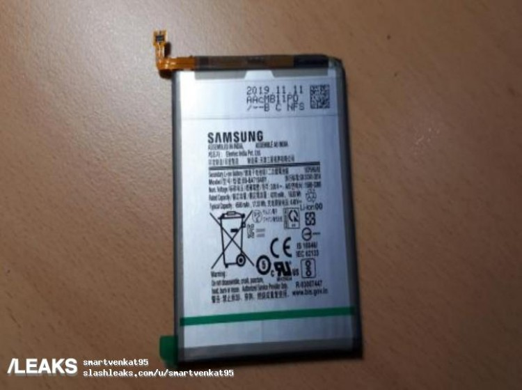 Новый бестселлер Samsung получил большой аккумулятор