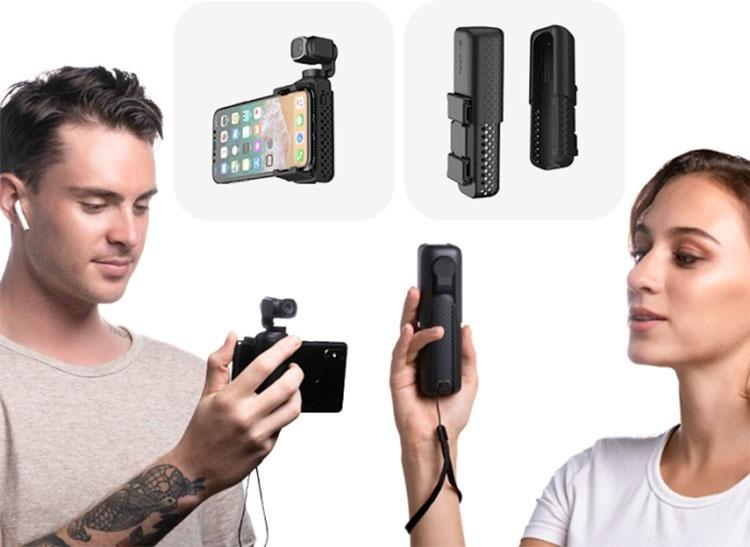 Видео: Snoppa Vmate — стабилизатор с камерой, который превосходит DJI Osmo Pocket
