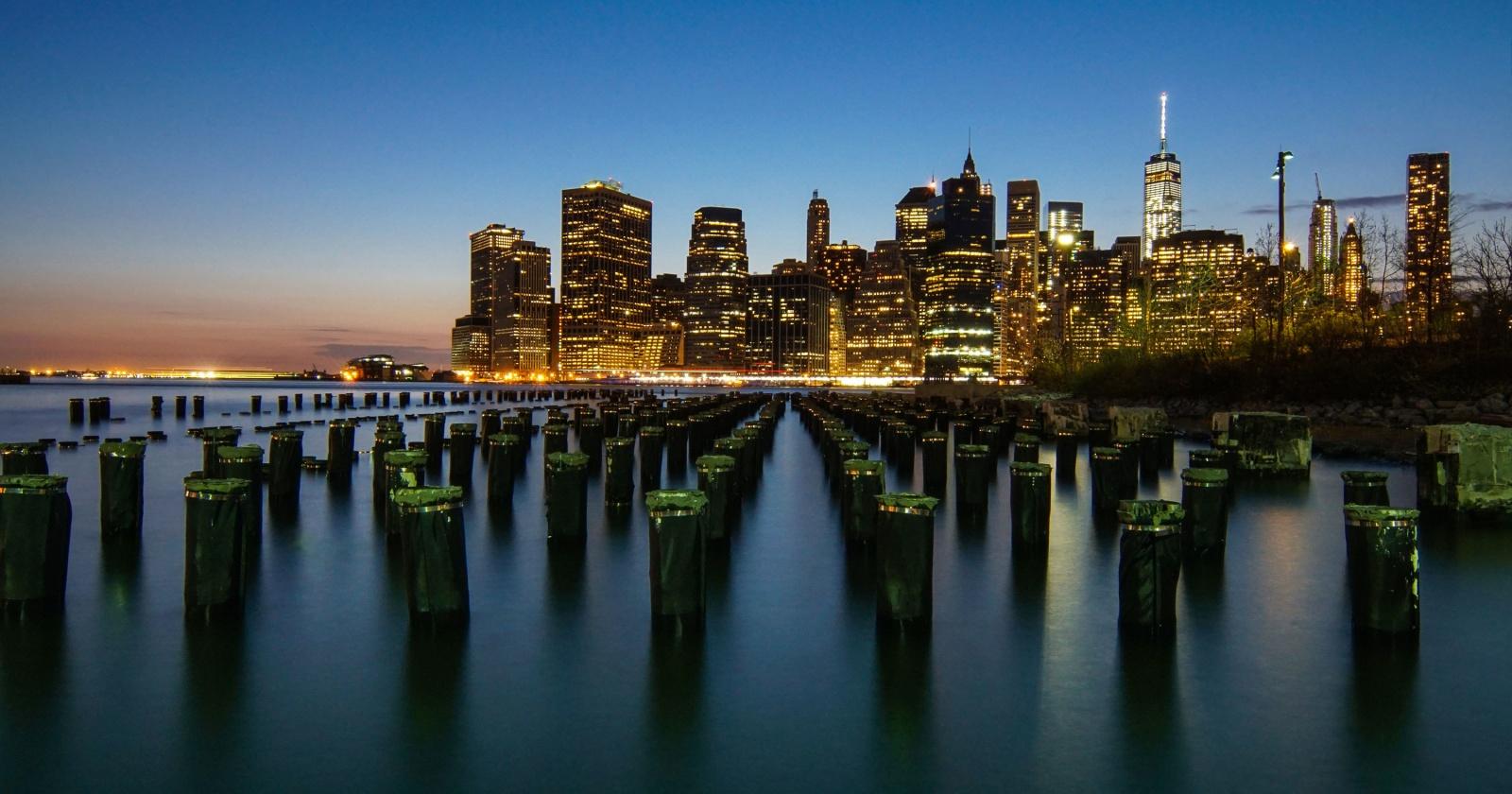 Власти Нью-Йорка «затопили» метро