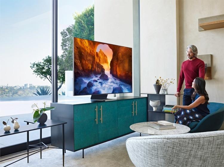 8K-телевизоры Samsung получат улучшенную систему AI Upscaling