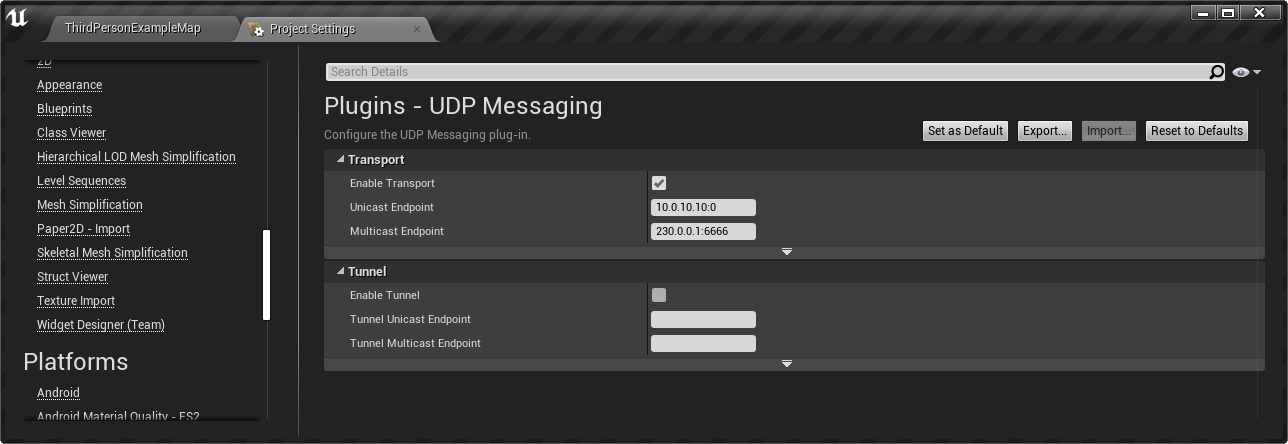 Another Way — LFS, Multi User и текущий прогресс инди Action-RPG - 6
