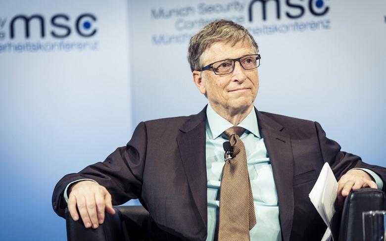 Билл Гейтс восхищается Huawei