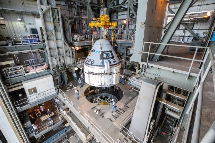 В подготовке космического корабля Boeing CST-100 Starliner к полётам сделан важный шаг