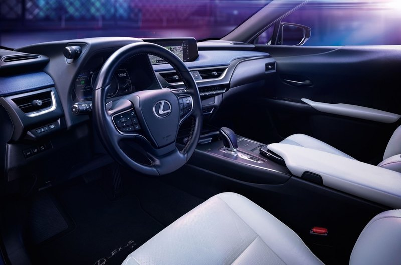 Lexus презентовал свой первый электромобиль