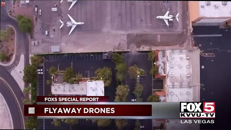 Американский пилот дрона оштрафован на $20 000 за полёт Phantom 3 у аэропорта