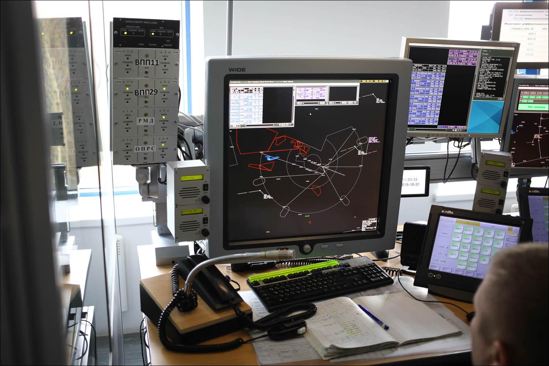 Что внутри аэропорта: центры управления - 1