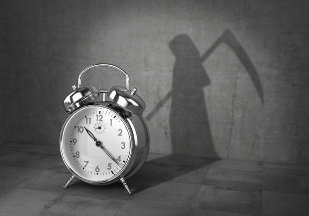 Эпигенетические часы старения — а всё-таки, они тикают!… - 1