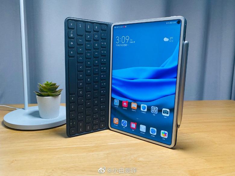 Флагманский планшет Huawei на первых качественных фото