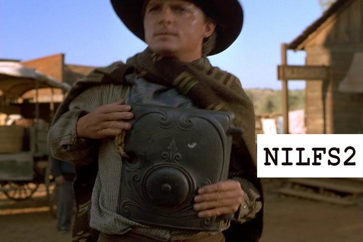 NILFS2 — пуленепробиваемая файловая система для -home - 1