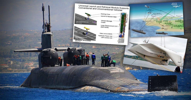 Пентагон работает над глубоководными станциями