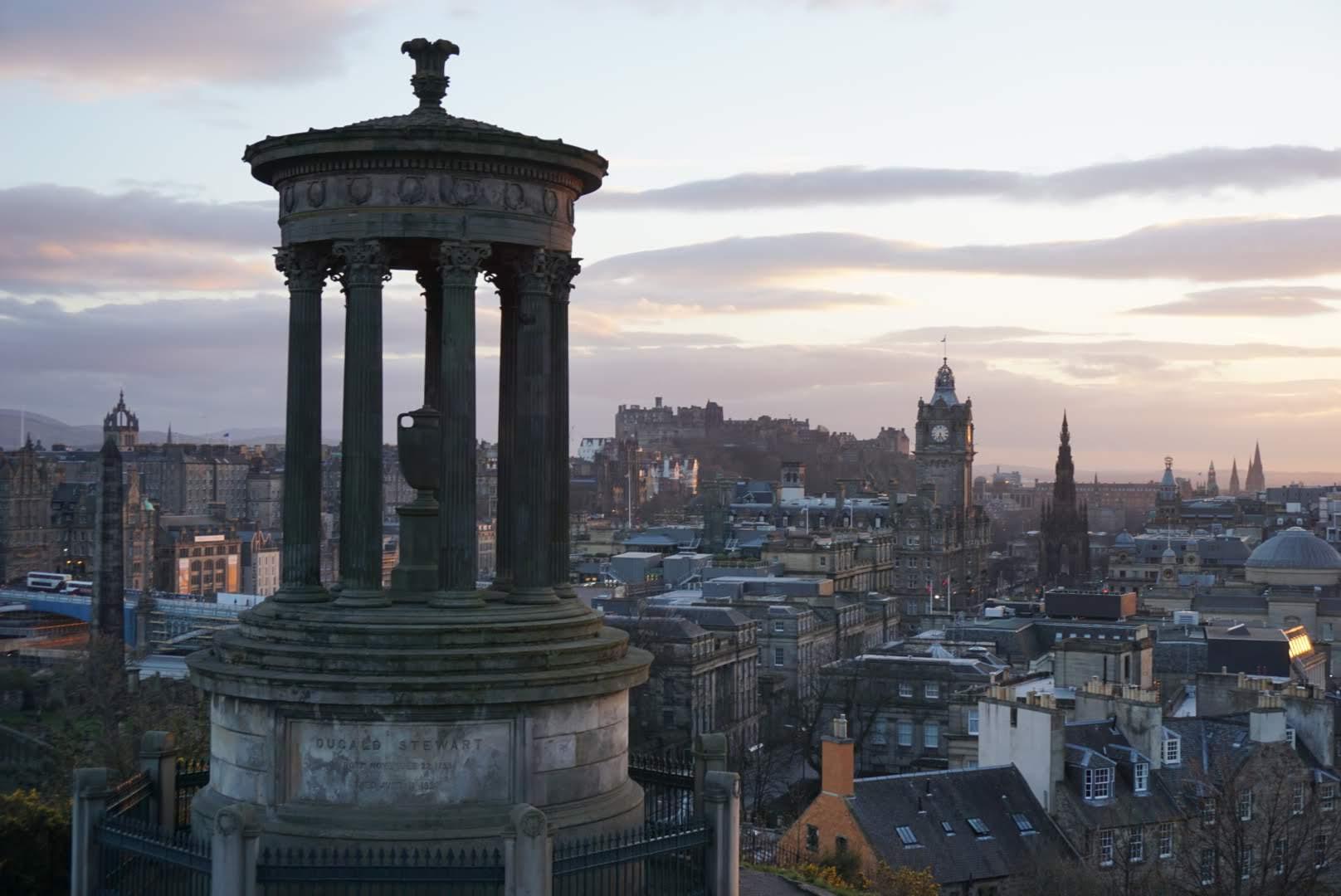 Плюсы и минусы IT-шной жизни в Шотландии - 1