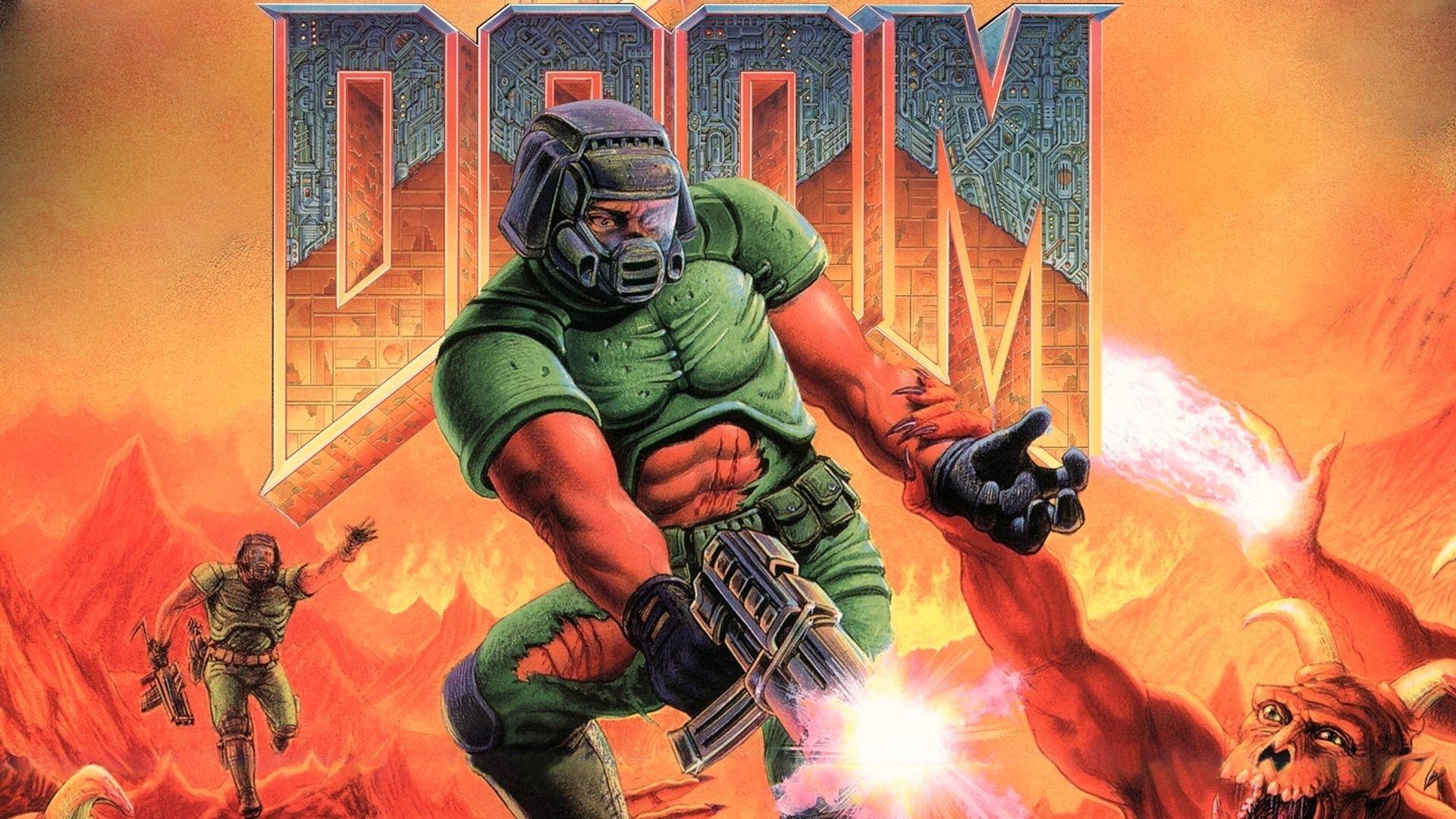 Вечная классика: чему современным экшен-играм стоит поучиться у DOOM - 1