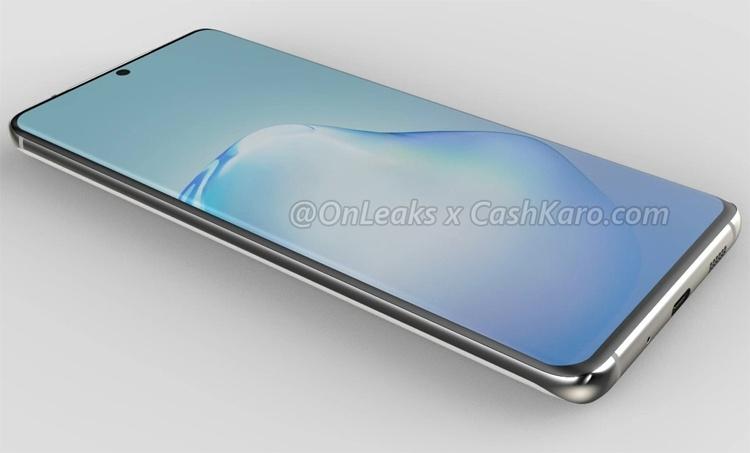 Флагман Samsung Galaxy S11 Plus показан на рендерах и видео во всей красе