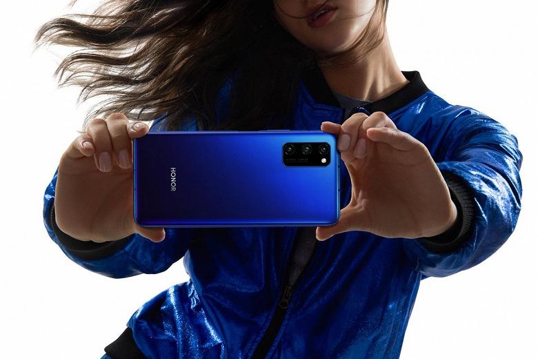 Как Honor удалось создать самый дешевый 5G-смартфон Honor V30