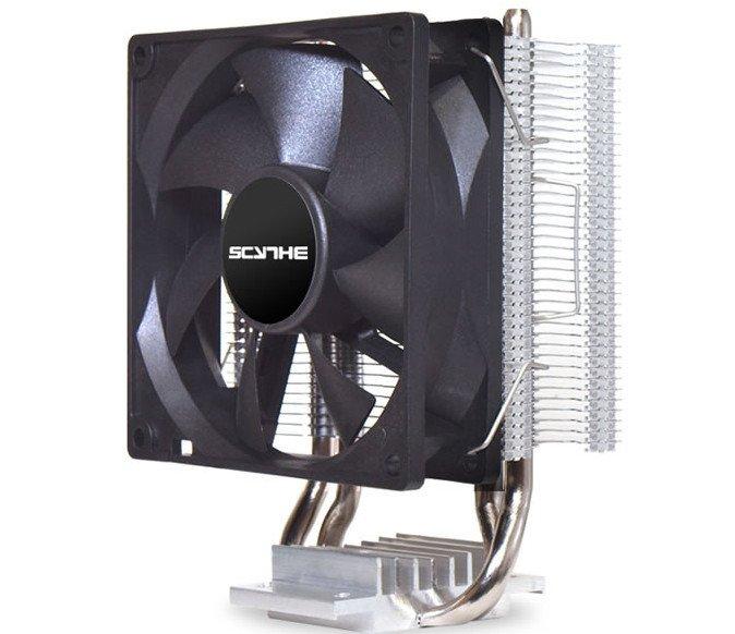 Процессорная система охлаждения Scythe SCY-920S рассчитана на процессоры с TDP 95 Вт