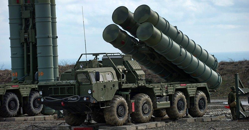 С-400 испытали против американских истребителей