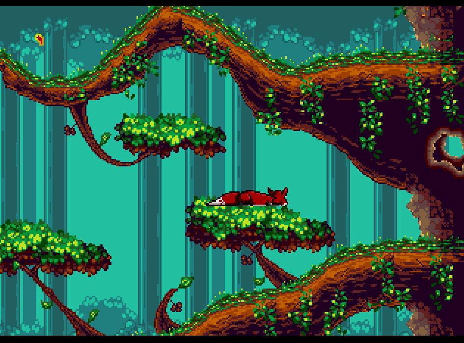 Создание игры для SEGA Mega Drive-Genesis в 2019 году - 20