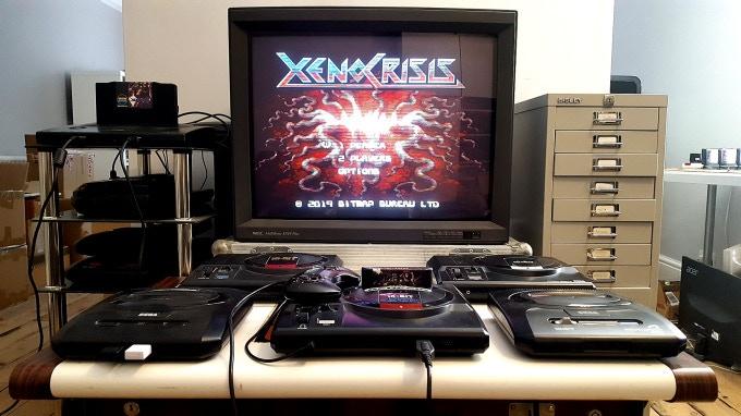 Создание игры для SEGA Mega Drive-Genesis в 2019 году - 21